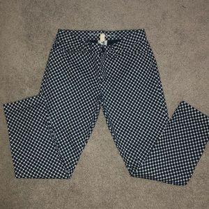 GAP Slim City Cropped Pants